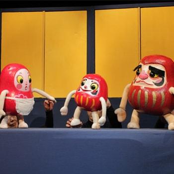 劇団創立90周年!人形劇団プークで「だるまちゃんとてんぐちゃん」「人形音楽バラエティー くるみ割り人形」を公演