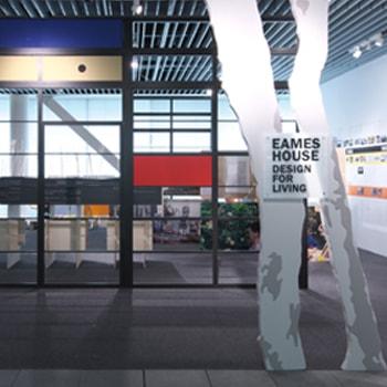 〈GALLERY A4〉で「EAMES HOUSE: DESIGN FOR LIVING イームズハウス:より良い暮らしを実現するデザイン」展を開催