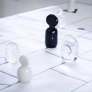 〈ユトレヒト〉でガラス作家・山野アンダーソン陽子の新作展覧会「With any luck」を開催