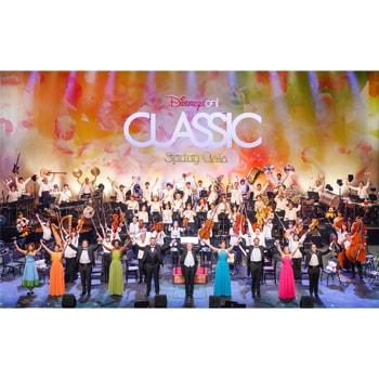 東京〈東急シアターオーブ〉で「ディズニー・オン・クラシック 〜春の音楽祭 2019」を開催