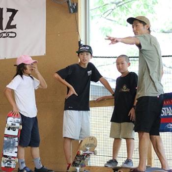 〈エレメント〉がスケートボードキャンプを全国3会場で開催、プロスケートボーダーが講師に!