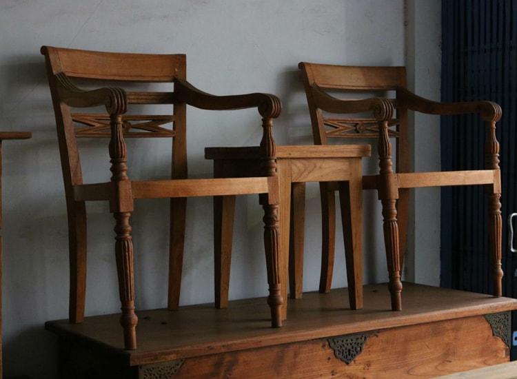 IDÉE Pacific Exhibition Vintage Furniture, art & object