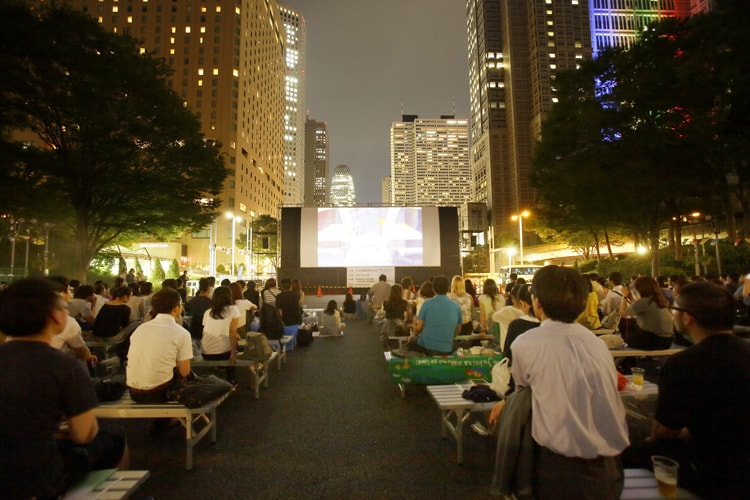 Screen@Shinjuku Central Park 2019~小田急沿線・クラフトビール新酒解禁祭り mini~