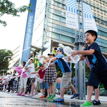 六本木の夏の風物詩!〈東京ミッドタウン〉で夏イベント「MIDTOWN LOVES SUMMER 2019」を開催