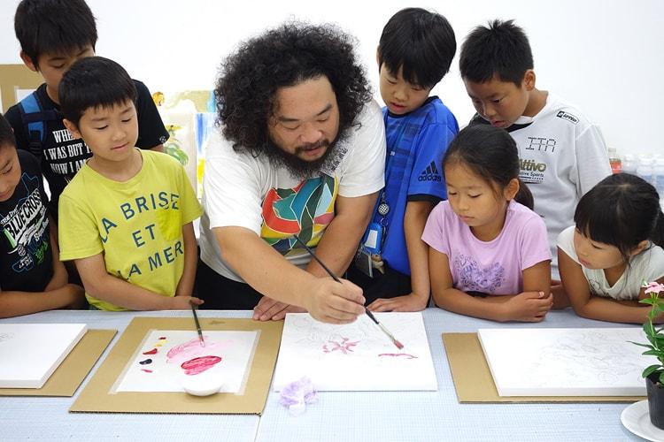 夏の3331こども芸術学校2019〜キッズ&ティーンのためのクリエイティブ・ワークショップ〜