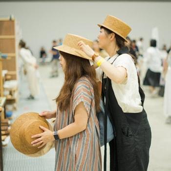 〈クリーマ〉主催「ハンドメイドインジャパンフェス 2019」が〈東京ビッグサイト〉で開催!