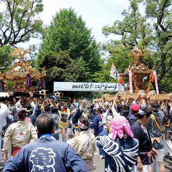 """日本の伝統文化""""お祭り""""を日比谷公園から発信!「日比谷大江戸まつり」が開催"""