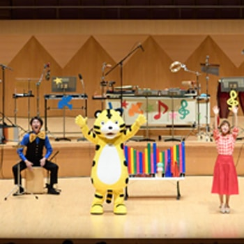 〈横浜みなとみらいホール〉で「0歳からのオルガン・コンサート」を開催!