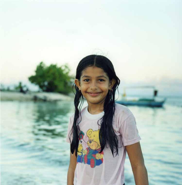 モルディブ:小さな漁村で出会った子どもたち