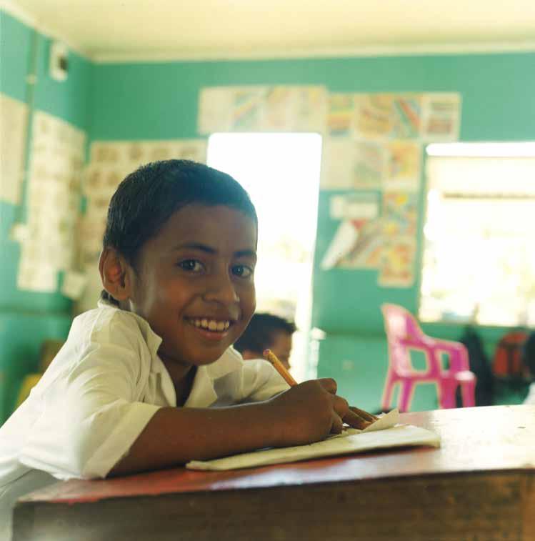 ツバル:「温暖化で沈む」と言われた島で出会った子どもたち