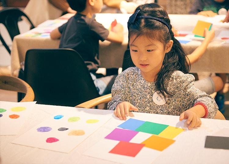 子どものアートの見方が変わる!?アート評論家・布施英利さんによる子ども向け特別授業『色彩のなぜを学び、アートの感性を磨こう』をレポート!