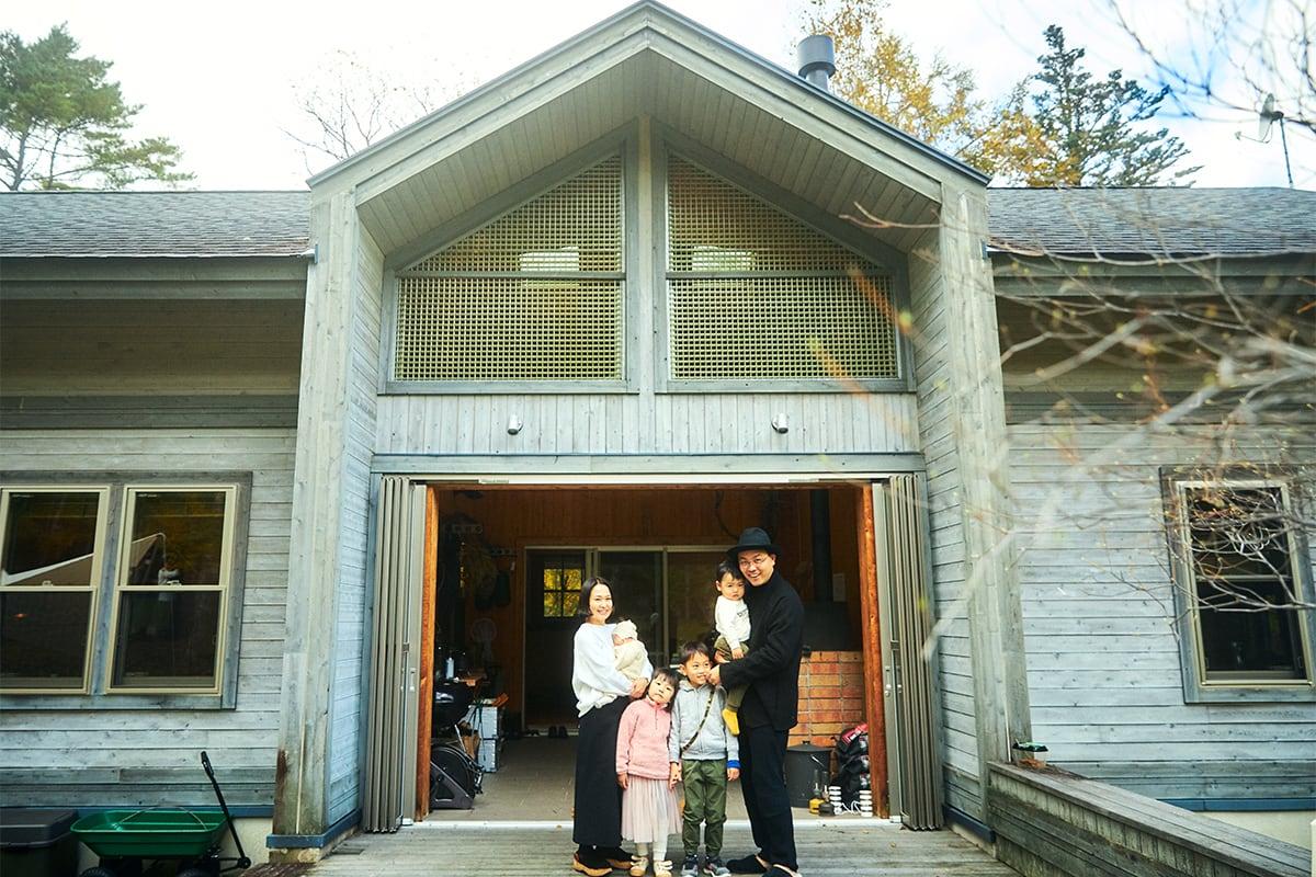 齊藤太一|わたしと家族と、 家ものがたり。Vol.11