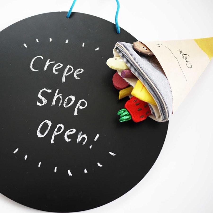 crepe shop