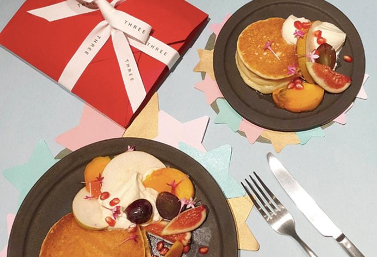 〈THREE〉が親子に贈るワークショップ『HOLIDAY KIDS PARTY』を開催。MilK JAPON会員への招待枠も!