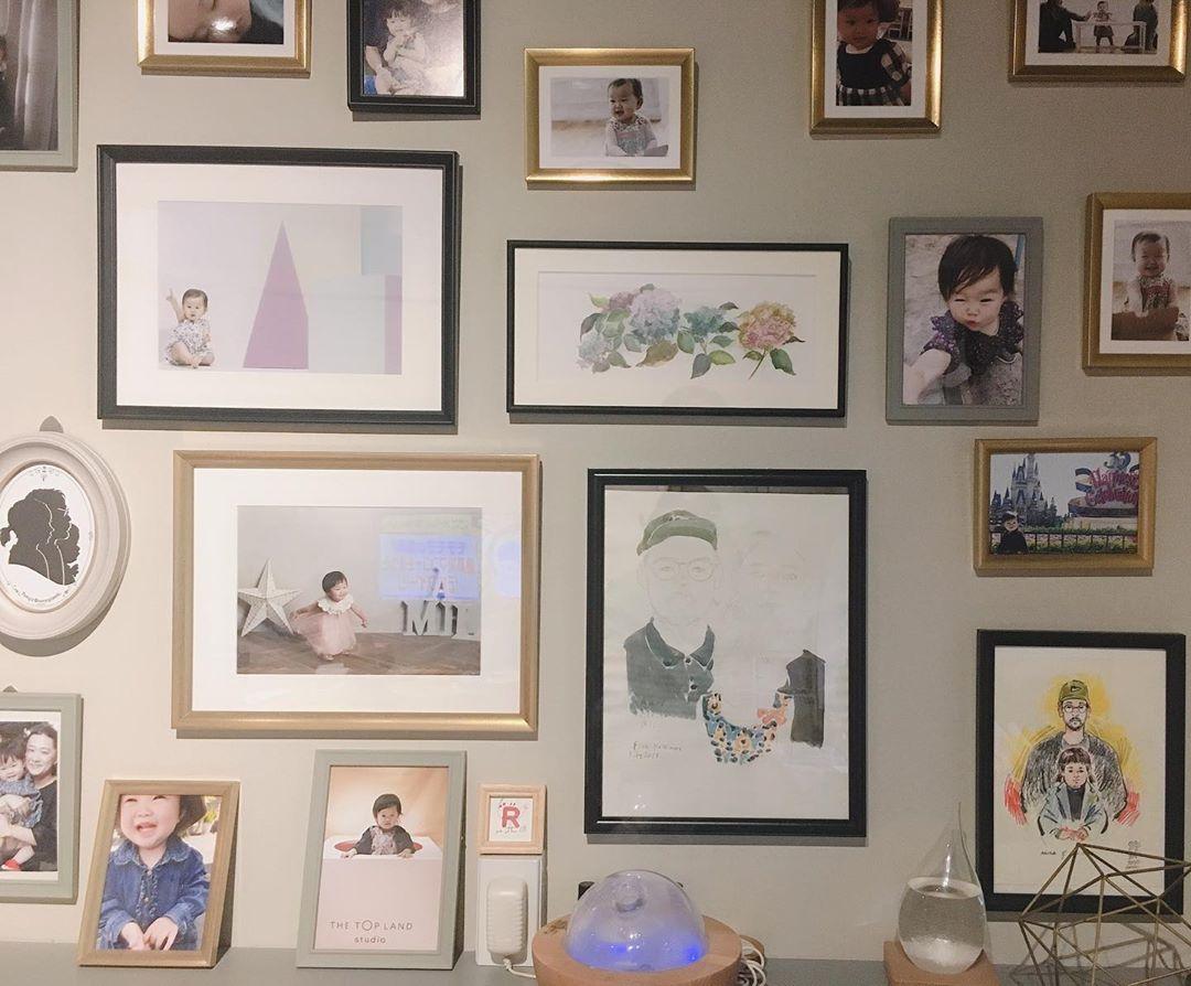 写真右下のイラストは、毎年画家の方に描いてもらっているそうです。 投稿者:@maimai815さん / 投稿を見る