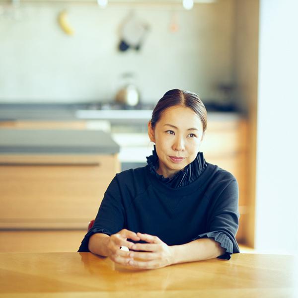 永山 祐子|わたしと家族と、 家ものがたり。Vol.2