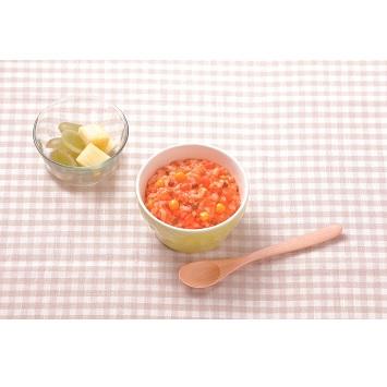〈キユーピー〉忙しい朝でも手軽に野菜を取れる! 幼児食「やさいとなかよし」シリーズから新商品が登場