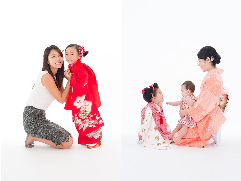 七五三_写真スタジオ_東京・池尻_「平間写真館 TOKYO」七五三撮影イメージ
