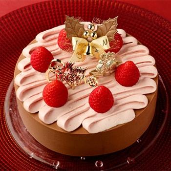 【通販OK】2018年憧れのクリスマスケーキ11選|ファミリーにおすすめ!