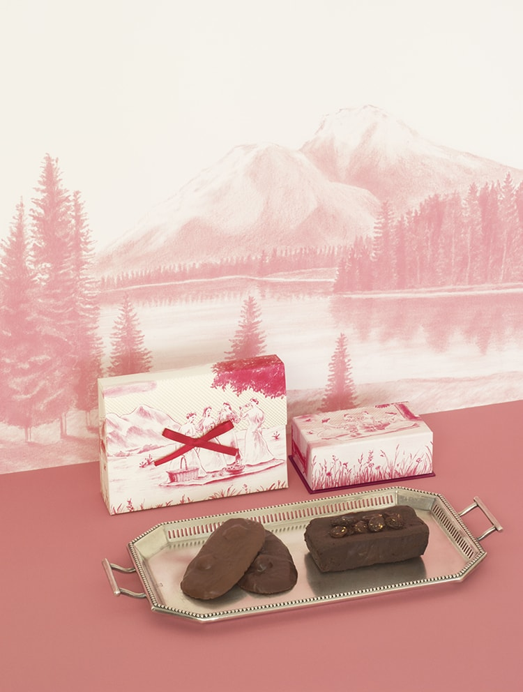 メリーチョコレートから登場した新ブランド〈ルル メリー〉のショコラサブレ