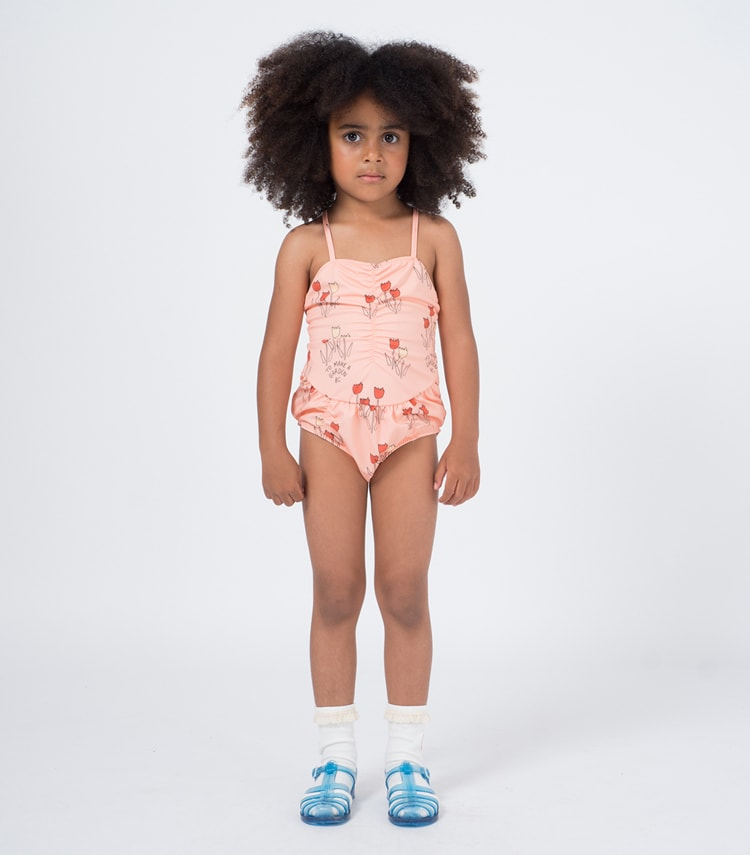 BOBO CHOSES(ボボショーズ)「Poppy Prarie Swimsuit」