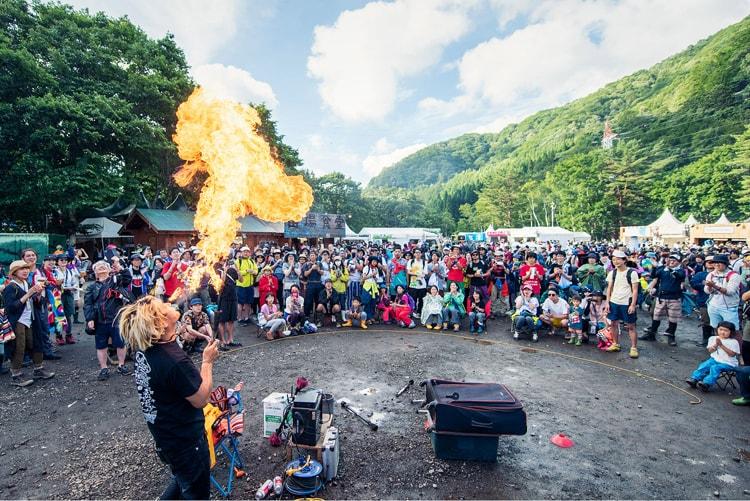 〈FUJI ROCK FESTIVAL'19〉(新潟・苗場スキー場)