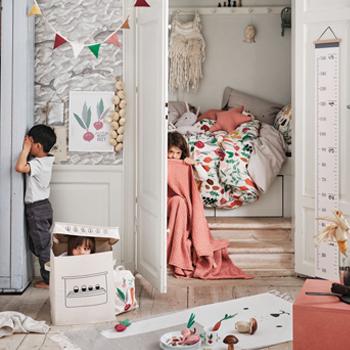子ども部屋をおしゃれに彩る!注目インテリア雑貨