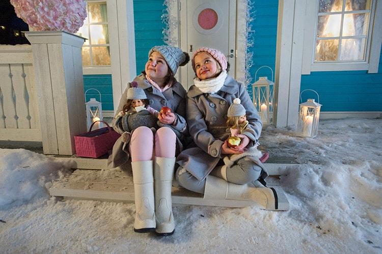 クリスマスにぴったりな北欧映画『オンネリとアンネリのふゆ』