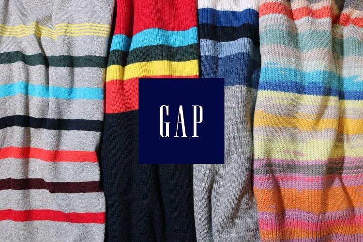〈GAP〉ホリデーシーズンにレインボーカラーのコレクションを発売!