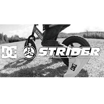 〈STRIDER〉×〈DC〉ストライダーキッズ向けに作られた専用シューズ「MEDALIST」にストライダースペシャルエディションが登場!