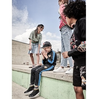 〈DIESEL KID〉最新コレクション登場! ノベルティプレゼント「DRAGON RACING」キャンペーン開催