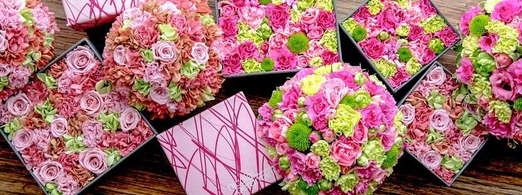 〈Nicolai Bergmann Flowers & Design〉春爛漫の「ホワイトデーコレクション」登場!