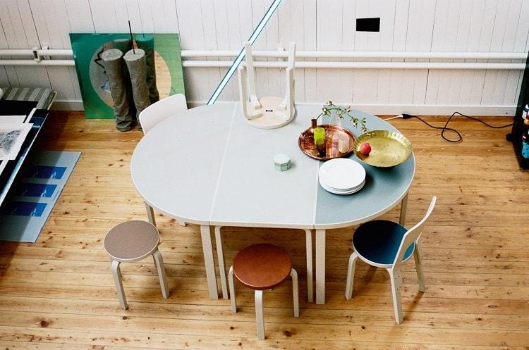 北欧を代表する家具ブランド〈Artek〉表参道にオープン