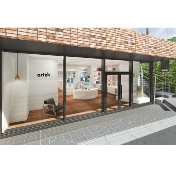 アジア初出店! 北欧を代表する家具ブランド〈Artek〉表参道にオープン