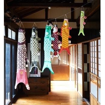 フランス人アーティスト〈madame MO〉が手がける「KOINOBORI」登場。MilK会員へプレゼントも!