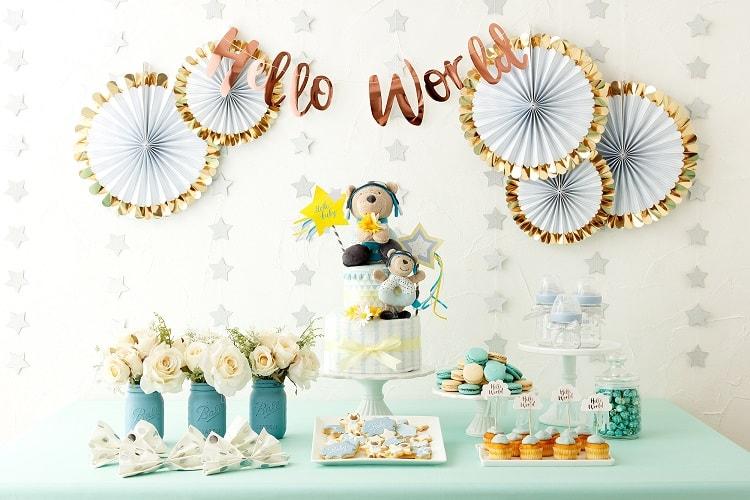 〈ダッドウェイ〉ベビーシャワー専門サイト「Baby Shower by DADWAY」を開設!