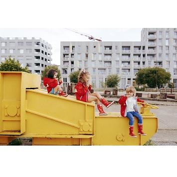 〈AIGLE〉×〈Mathilde Cabanas〉ママとキッズのためのコレクションが誕生!