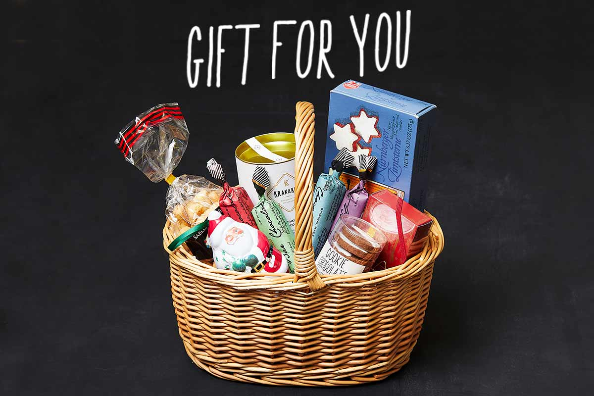 〈TODAY'S SPECIAL〉クリスマスギフト「GIFT FOR YOU」開催!
