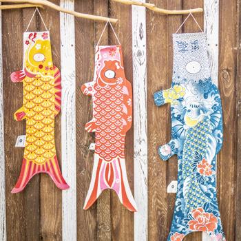仏発〈マダム・モー〉のアートな鯉のぼりでこどもの日をお祝い!