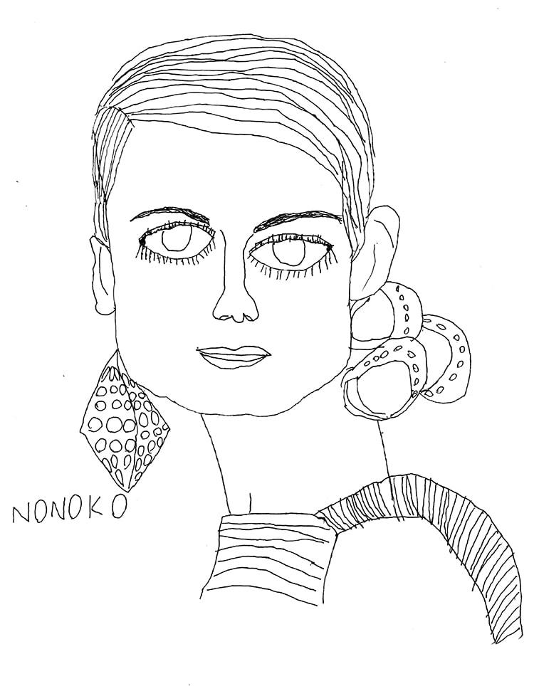 9月:モデル・女優『ツイッギー』