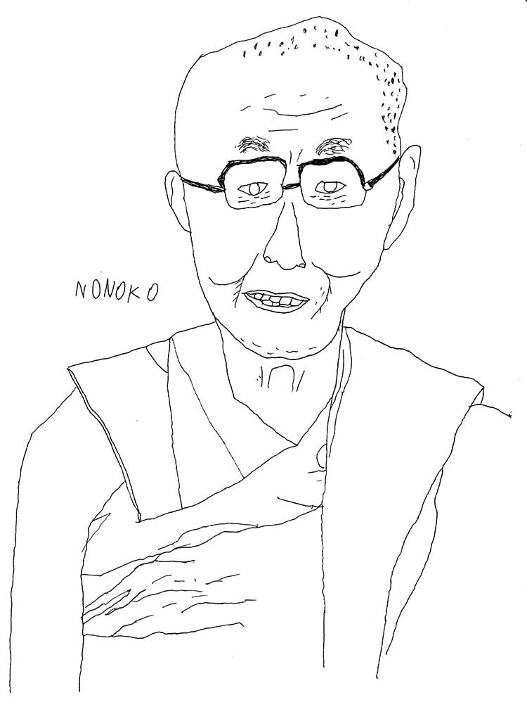7月:仏教指導者『ダライ・ラマ』