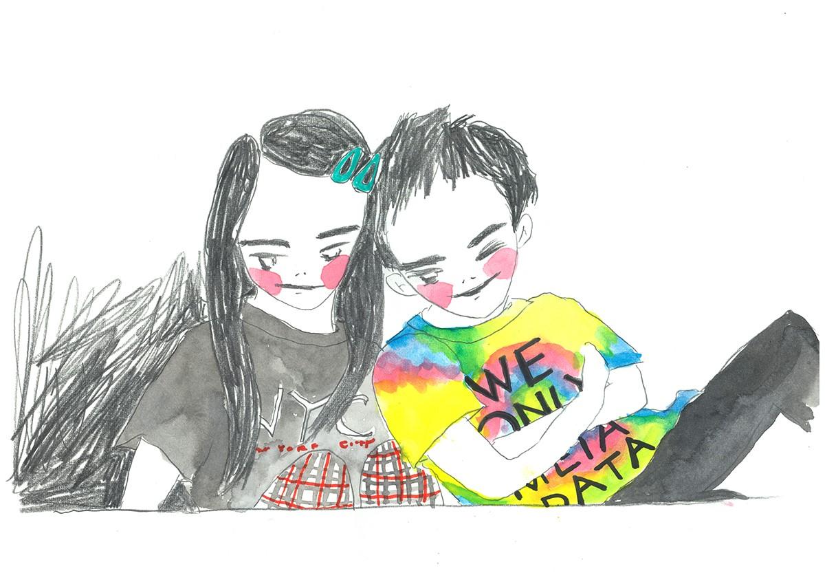 食事にまつわるお悩みアレコレに11歳と9歳の姉弟がファイナルアンサー。「おこさま人生相談室」