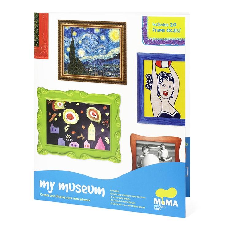 MoMA My Museum お絵かきブック