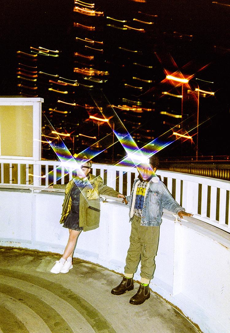 Luminous  <br>個性を照らす〈ディーゼル キッズ〉のアクティブスタイル