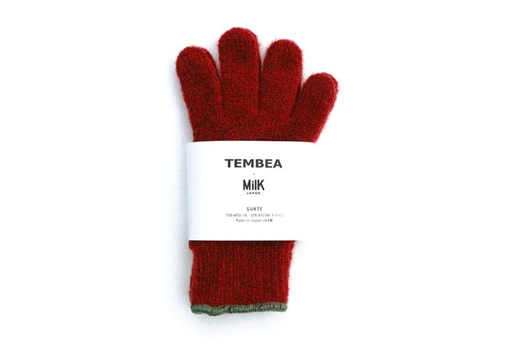 抽選で500名様プレゼント!〈MilK JAPON × TEMBEA〉クリスマス手袋