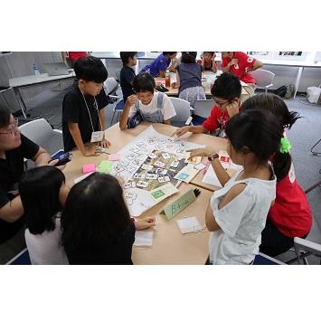 春休み子どもイベント「体感!SDGs~きみの得意技で世界を変えよう~」開催!