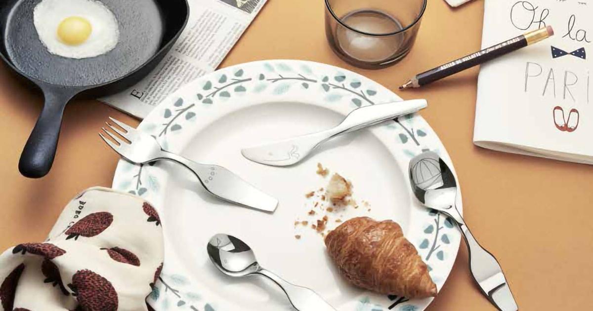 毎日の食卓に、ユーモアと遊び心のスパイスを。心色づくテーブルコーディネート