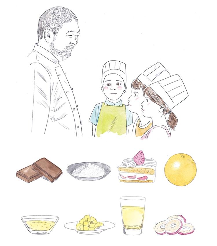 フランスの食育「味覚の一週間」とは? ― 味覚について学ぼう:第2回