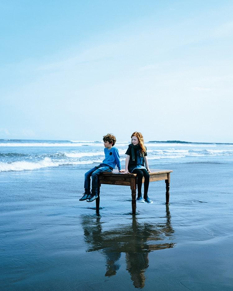 MARE TRANQUILLITATIS 静寂な海に浮かび上がる 〈ディーゼル キッズ〉のスピリット