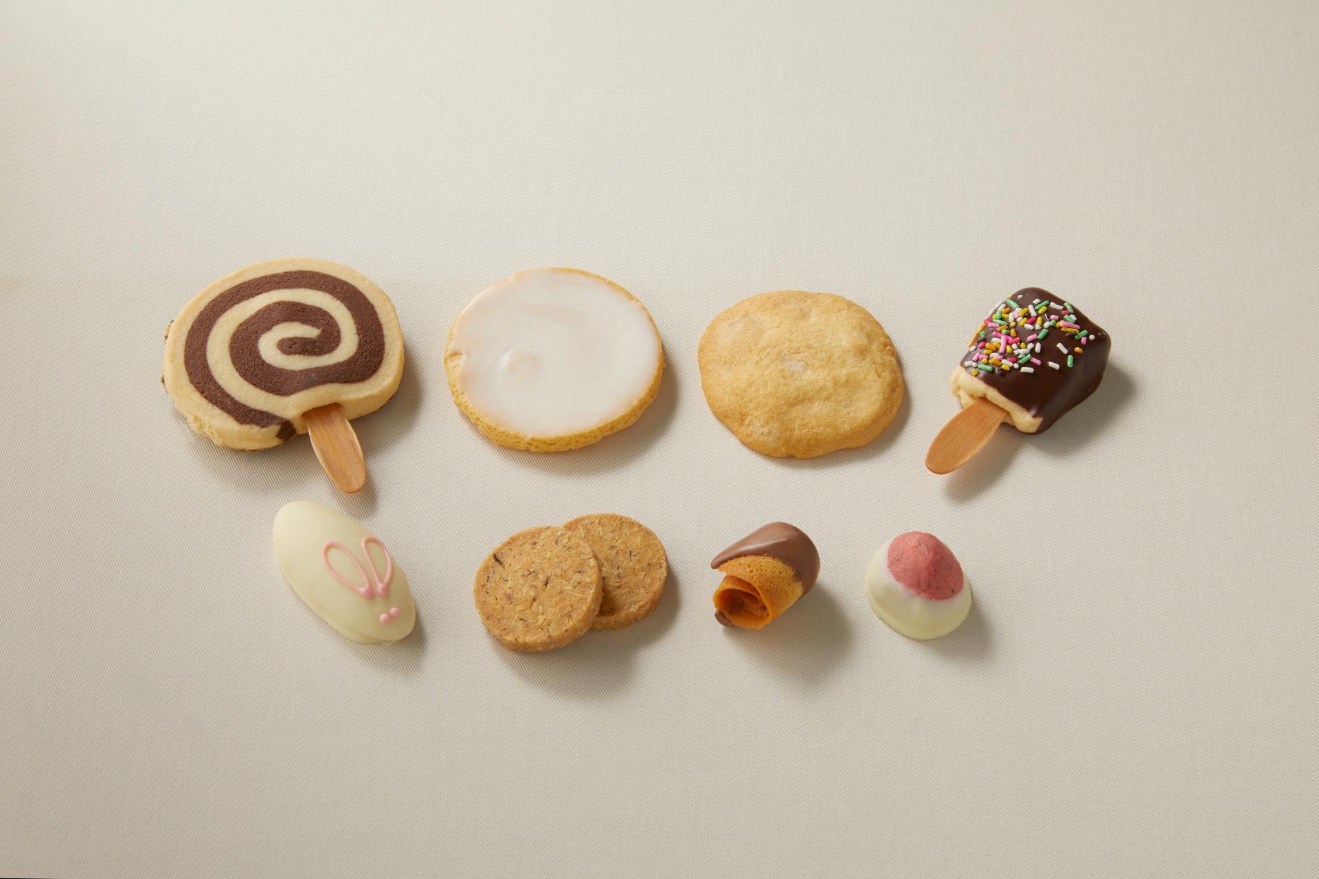 やきがしやSUSUCRE「焼き菓子セット6」2,950円 【問い合わせ先】 やきがしや SUSUCRE TEL:03-5856-6284 公式サイト:http://www.susucre.com/index.html